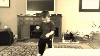 Download Kid rocks out to
