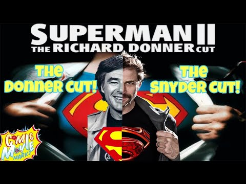 The History Of The Donner Cut And What It Means For The Snyder Cut.. Mp3
