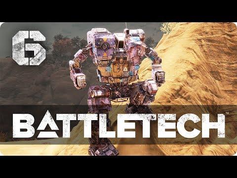 Battletech 2017 Beta Review - AC20 Hunchback Multi-Headshots