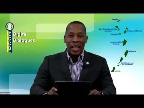 ECCB Digital Dialogues - Pandemic and Digital Currency Part III