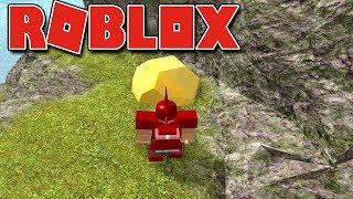 ROBLOX-NEW ADURITE ARMOR and CLIMBING ON FLOATING ISLAND (Booga Booga)