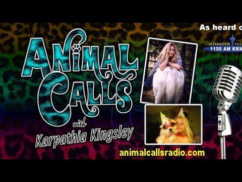 Animal Calls With Karpathia Kingsley 10-22-21