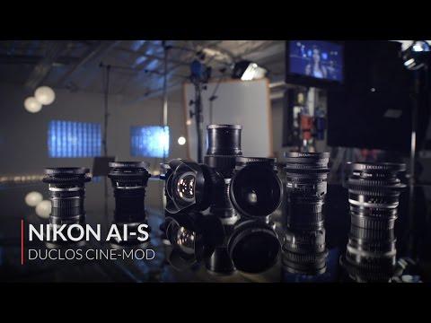 Nikon AI-S (Duclos Cine-Mod) Trailer