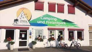 Campingplatz LuxOase - Kleinröhrsdorf / Dresden