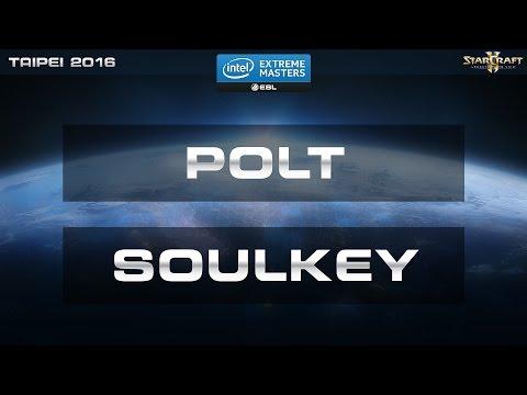 StarCraft 2 - Polt vs. Soulkey (ZvT) - IEM Taipei 2016 - Quarter Final