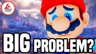 Smash Bros Ultimate Leak and Datamine: BIG PROBLEM?!