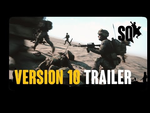 Squad Alpha 10 version Out on 5th Feb