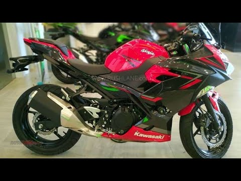 2019 Kawasaki Ninja 250 launched with remote engine start system