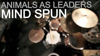 Brandon Scott - Mind Spun - Animals As Leaders