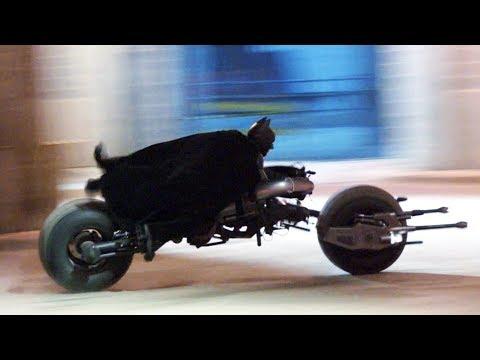 Creating, Stunts: Batmobile & Batpod 'The Dark Knight Trilogy' Featurette