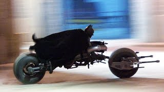 Creating Stunts Batmobile  Batpod The Dark Knight Trilogy Featurette