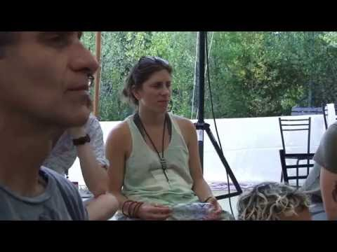 Florian Schlosser @ Science and Non-Duality Conference SAND Italy 2016