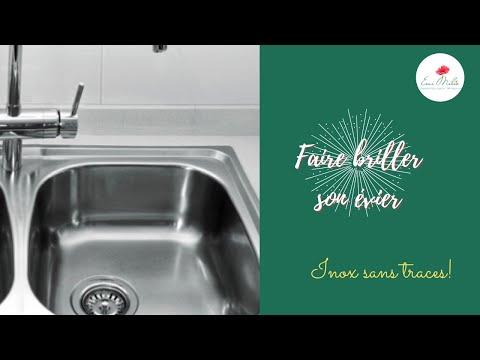 Nettoyer et faire briller son évier en Inox écologiquementde YouTube · Haute définition · Durée:  8 minutes 47 secondes · 68.000+ vues · Ajouté le 04.03.2017 · Ajouté par emi milie
