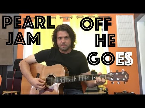 Guitar Lesson: How To Play Off He Goes By Pearl Jam