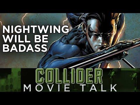 Nightwing To Be Badass, Says Director - Movie Talk