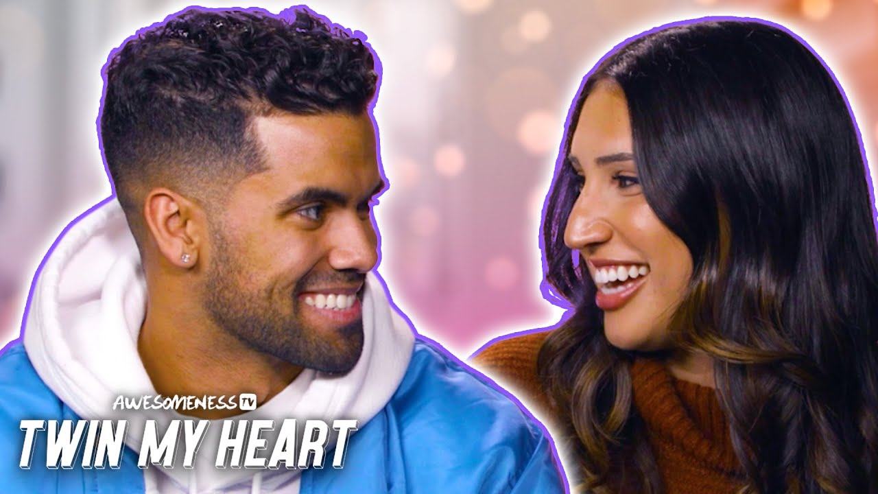 Download Are Nate Wyatt and Monica DATING?! - Twin My Heart Season 3 w/ The Merrell Twins