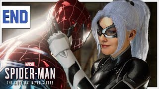 Let's Play Spiderman: The Heist Part 4 Ending - The Son [City That Never Sleeps DLC 1 PS4 Gameplay]