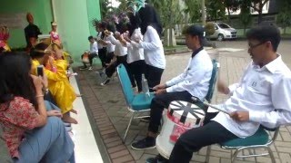 Musik Kreasi Lagu Daerah - SMK Negeri 51 Jakarta