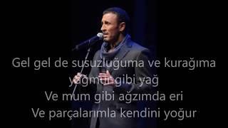 Ahbini- Kazem Al Saher - Türkçe altyazılı  كاظم الساهر - أحبيني - مترجمة الى التركية