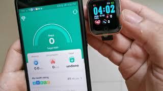 Fitpro setup steps screenshot 4