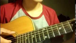 Mùa Yêu Đầu [guitar] cover Acoustic