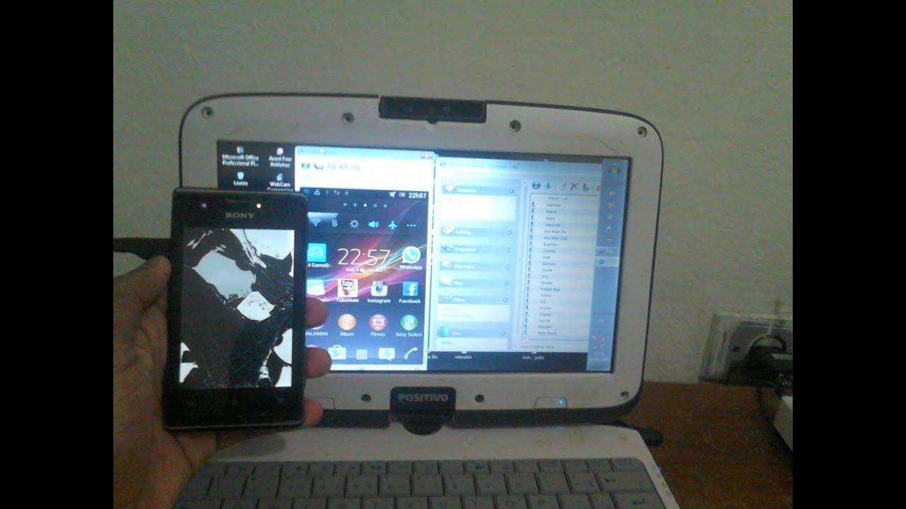 9e836464d75 Como recuperar arquivos do celular com tela quebrada e senha - YouTube