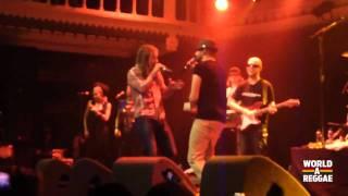 Gentleman & Jahcoustix Live 2011 - Paradiso Amsterdam - Crossroads