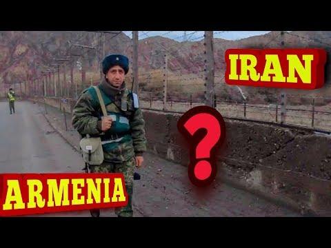 Land Border Crossing(Donkey)  Iran To Armenia || Ep 104