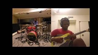 Chris Brown - Undecided | Drum Cover/Live Arrangement