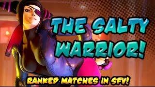 LAG SWITCH?!! Juri - Street Fighter 5 Online Matches: pt.80