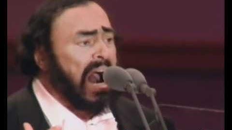 pavarotti  caruso english subtitles