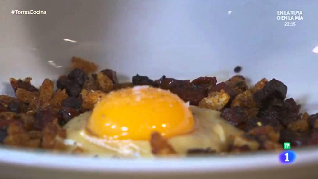 Torres en la cocina 2016 01 26 sopa de ajo torres y sopa for Torres en la cocina youtube