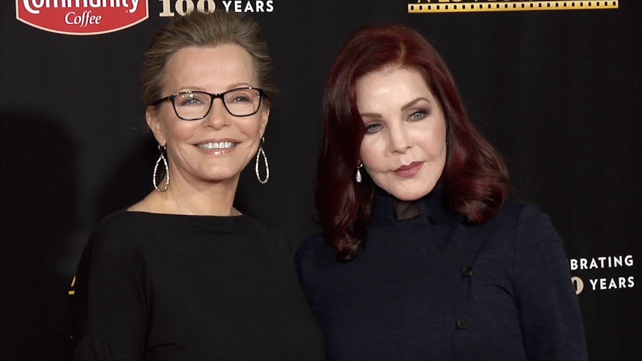 Cheryl Ladd Priscilla Presley 2019 Movieguide Awards Red Carpet Youtube