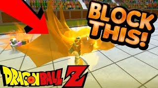 ROBLOX Dragon Ball Z Final Stand PVP Conseils et astuces #1 - Block Dragon Fist correctement