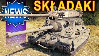 Składaki z okazji stalowych łowów - World of Tanks