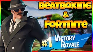 Fortnite Battle Royale and Beatboxing | Random Duos | #1 Beatboxer on Fortnite