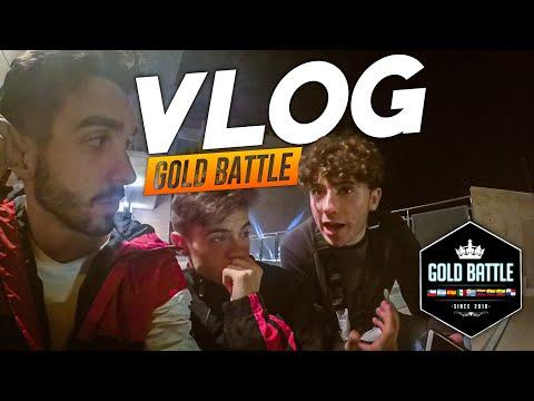 RISAS Y JOLGORIOS Por ALMERÍA - VLOG GOLD BATTLE | PPluVlogS