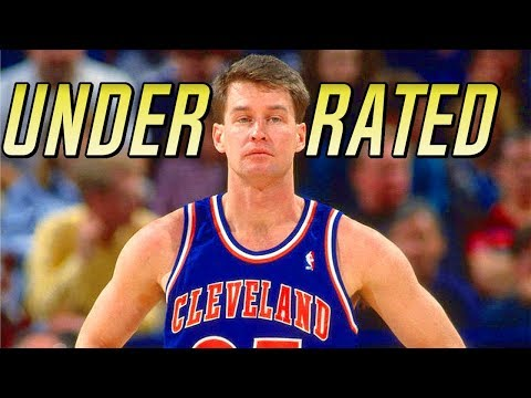 The MOST UNDERRATED Player Who Helped CHANGE THE NBA: Mark Price