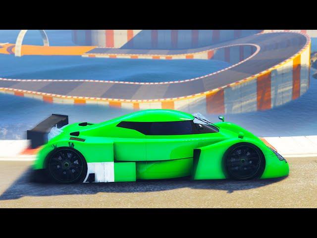 NEW $2,500,000 FASTEST CAR! (GTA 5 DLC)