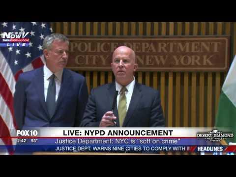 BREAKING: New York City Responds To President Trump