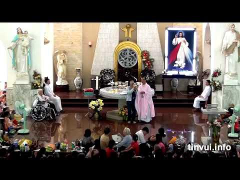 Bài Giảng Ngày 15.12.2011 || Lòng Thương Xót Chúa