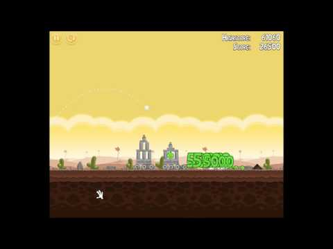 Angry Birds Walkthrough Level 1-2 [3 Stars] from YouTube · Duration:  30 seconds