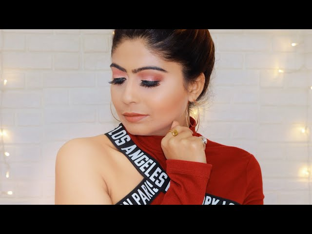 SWISS BEAUTY -  One Brand Makeup Tutorial   Affordable Makeup Products   Rinkal Soni