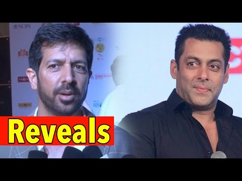 Finally Kabir Khan Reveals About His Next With Salman Khan