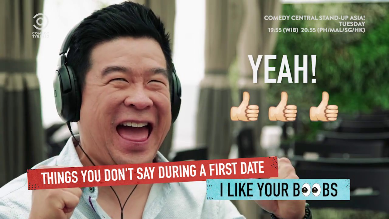 Comedy Central Stand-Up, Asia! - Whisper Challenge