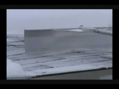 Minnsnowta Roof Razor 174 Vs Standard Roof Rake Youtube