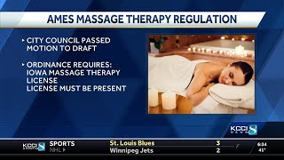 More Iowa cities cracking down on unlicensed massage businesses