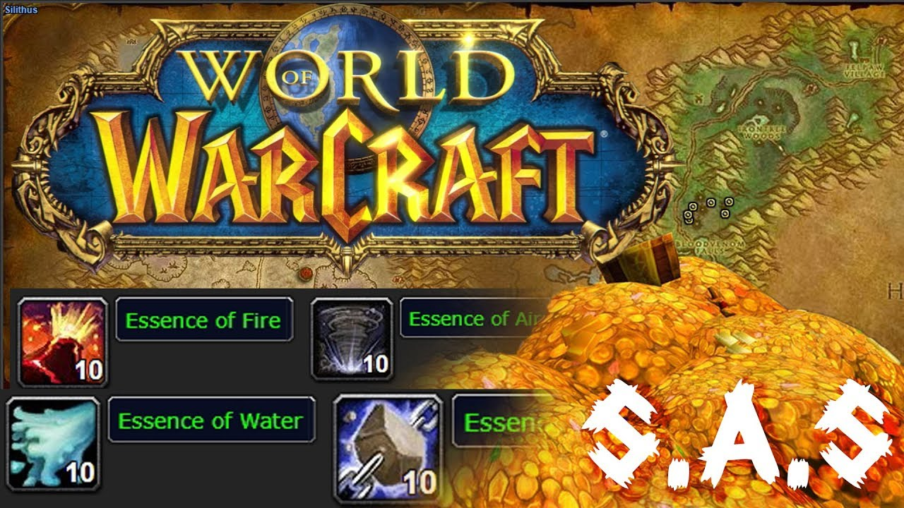 elemental water wow classic