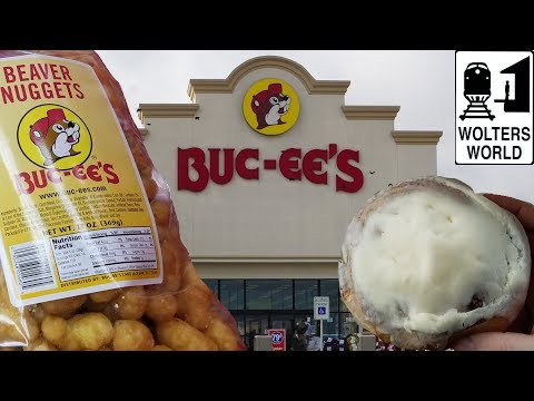 Iconic Texas - 5 Foods You Have to Eat at BUC-EE's