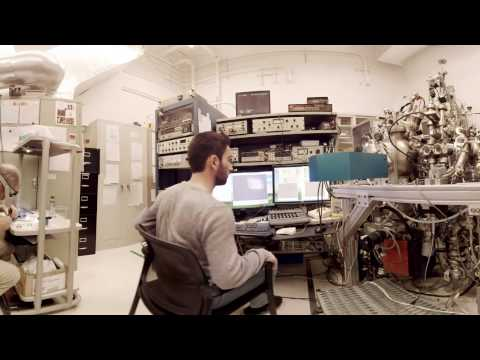 3-D Magnetization Mapping Microscope (360 video)